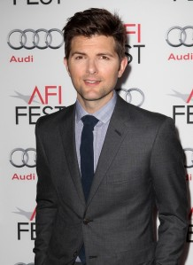 Adam Scott's other talent?  Wearing a suit like a champ.